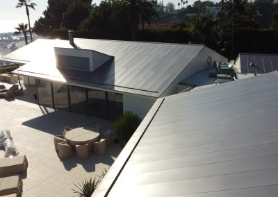 Ticlad Titanium Roof and Roof Panels
