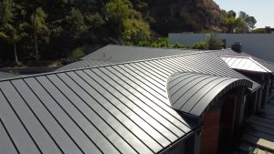 Ticlad Titanium Roof and titanium roof panels