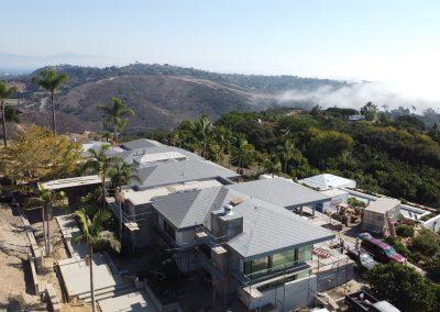 Ticlad Titanium Roof and titanium roof panels