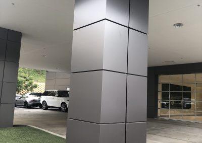 Ticlad Titanium walls and wall panels